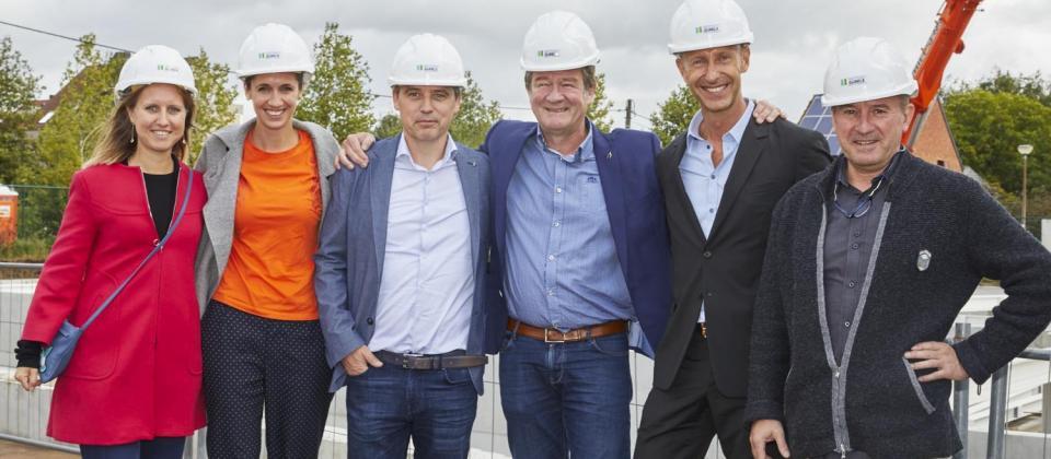 nieuwbouw Benedenti Groep Herentals