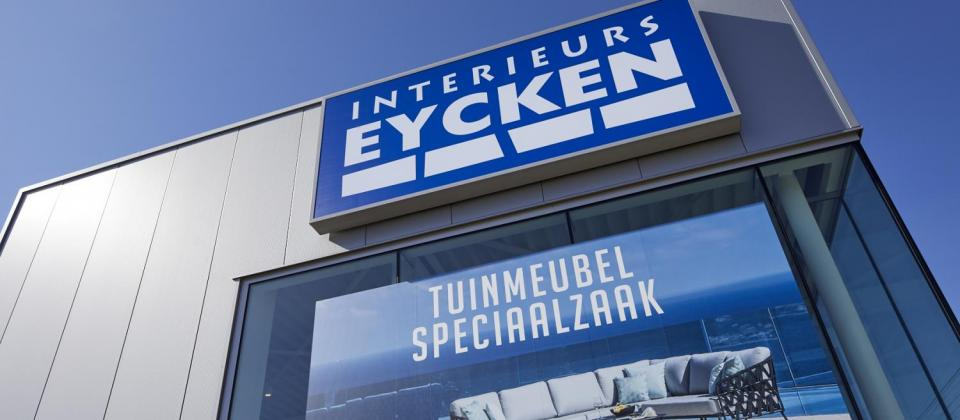nieuwe showroom Interieurs Eycken Mathieu Gijbels