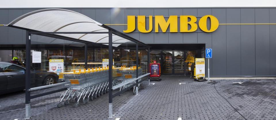 Jumbo, Sint-Lambrechts-Herk, Sint-Truidersteenweg, Renovatie, Uitbreiding, winkelrenovatie, supermarkt, Mathieu Gijbels