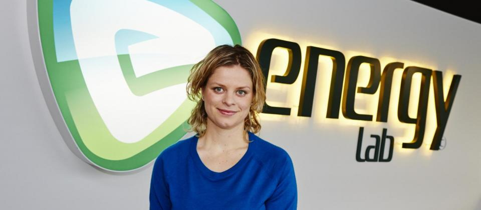 kim clijsters energy lab portret