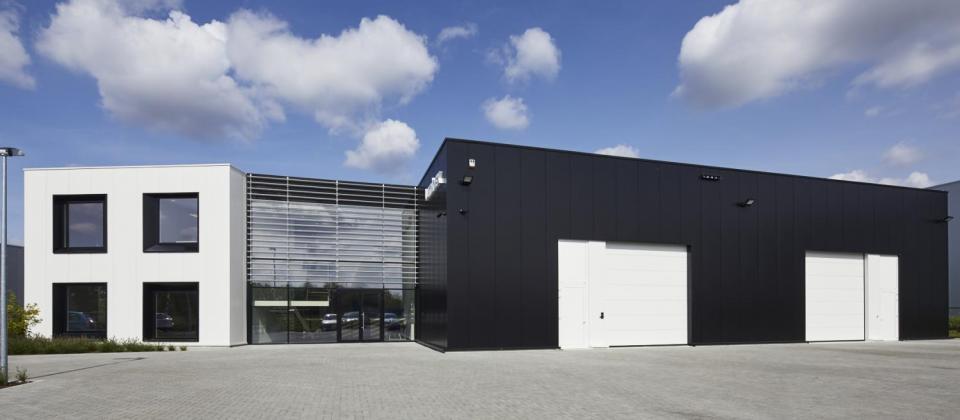 data distributie luminex genk tomorrowland leverancier nieuwbouw zwartberg bouwbedrijf mathieu gijbels limburg oudsbergen