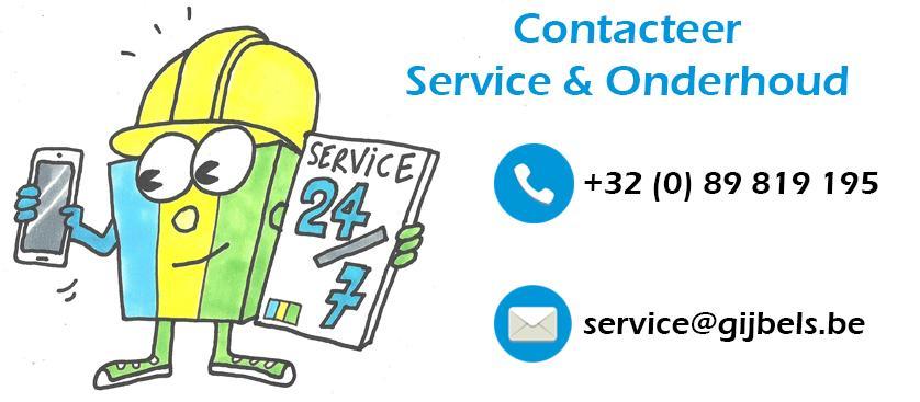 contacteer De Voordenkers Service & Onderhoud