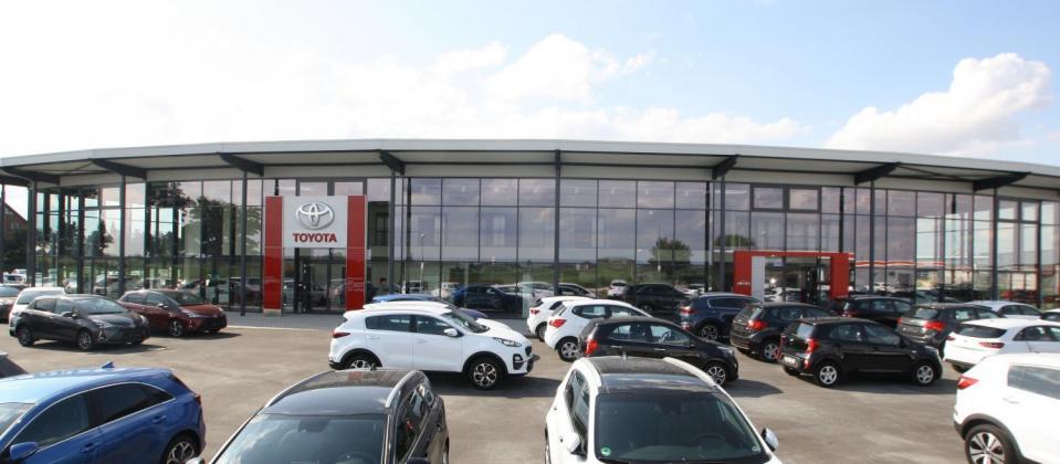 Kia Autohaus Köln