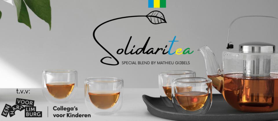 Solidaritea, Mathieu Gijbels, Viva Scandinavia, Collega's voor kinderen, een hart voor limburg, Pieter Loridon