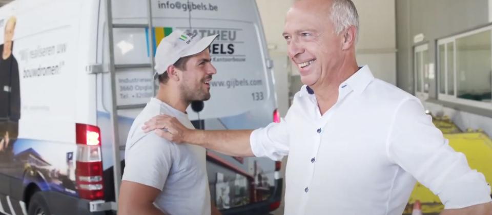 Mathieu Gijbels, Een hart voor limburg, Solidaritea, Goed doel, bouwbedrijf, kansarme kinderen