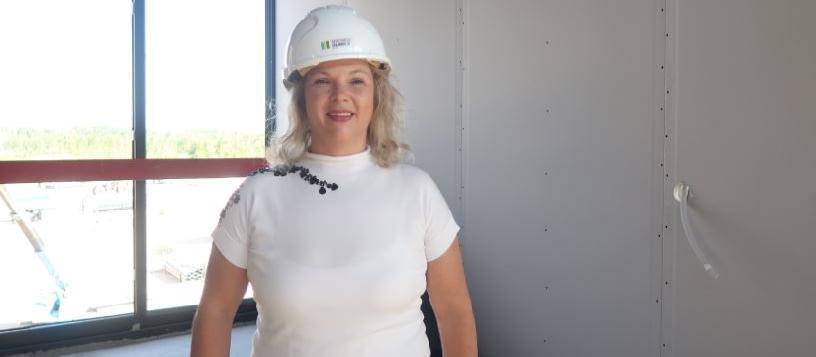 Marion Van Zon horeca van zon horecagroothandel toeleverancier lommel bouwbedrijf mathieu gijbels nieuwbouw hoofdkantoor