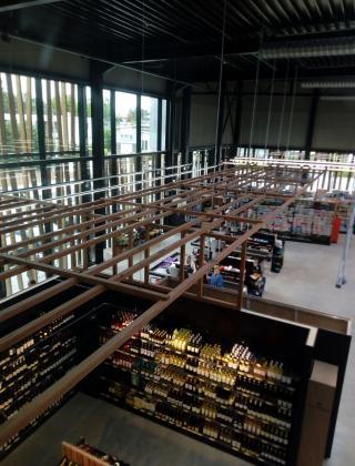 Mathieu Gijbels nieuwbouw Alvo Bouwel interieur
