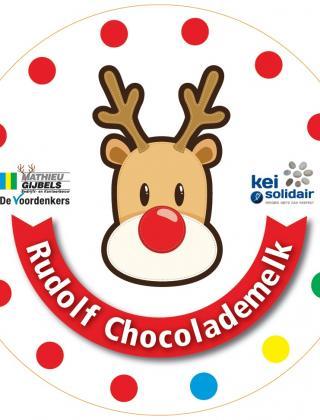 Mathieu Gijbels Rudol chocolademelk
