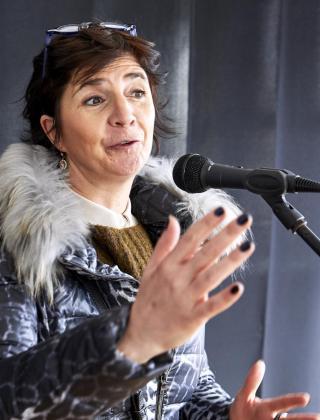 Liesbeth Van der Auwera Bree kolomzetting Vlecad Mathieu Gijbels