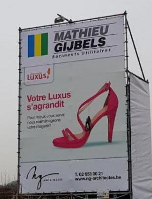 Luxus Bierges | Mathieu Gijbels
