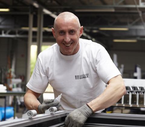 Eric aluminium atelier