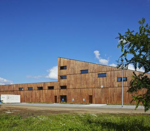 Aquetreat houtbouw project, mathieu gijbels, bouwbedrijf