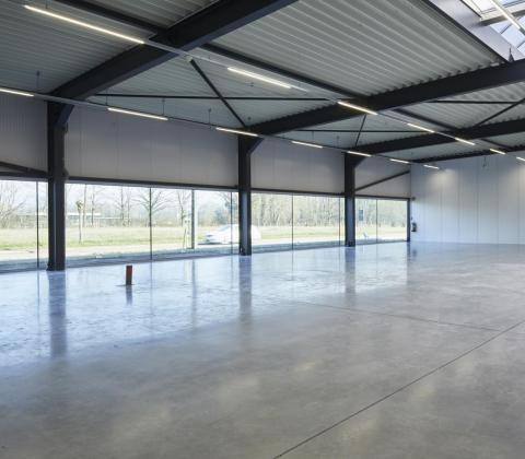 Mathieu Gijbels uit opglabbeek bouwt voor BORGinsole in Rotselaar