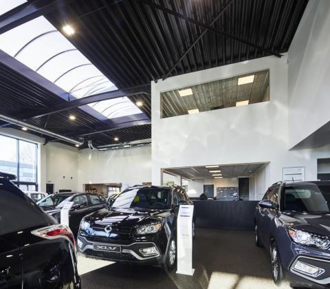 Garage De Baets Hasselt Mathieu Gijbels