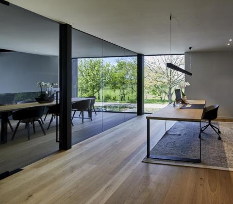 Mathieu Gijbels bouwt De Plankerij in Westerlo