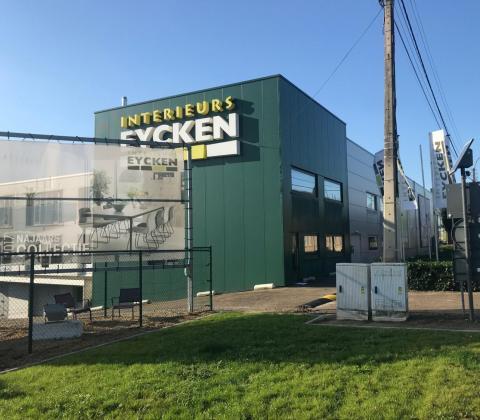 Interieurs Eycken renovatieproject VOOR foto