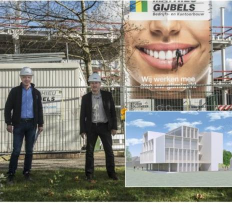 Benedenti Gazet van Antwerpen Mathieu Gijbels