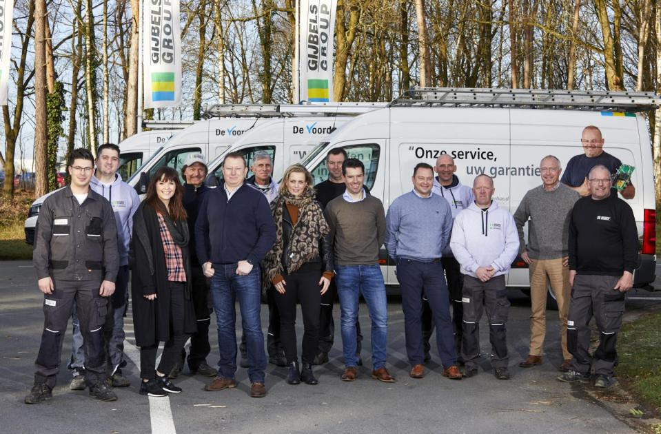 service en onderhoud team mathieu gijbels bouwbedrijf limburg