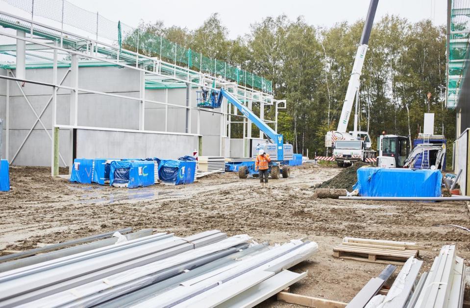 Zuiderpark, Genk, Futurn, Mathieu Gijbels, Opglabbeek, Oudsbergen, Nieuwpoortlaan, bedrijvenpark, nieuwbouw, duurzame omgeving