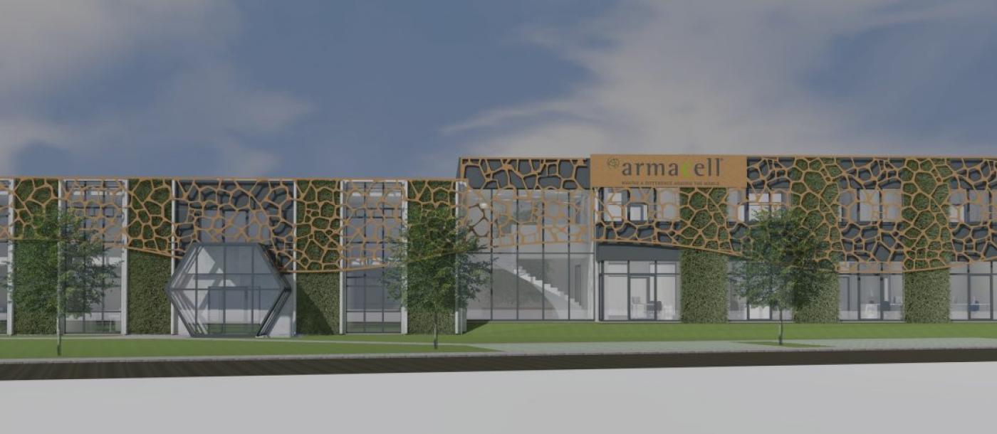 armacell, schuim, leverancier, uitbreiding, nieuwbouw