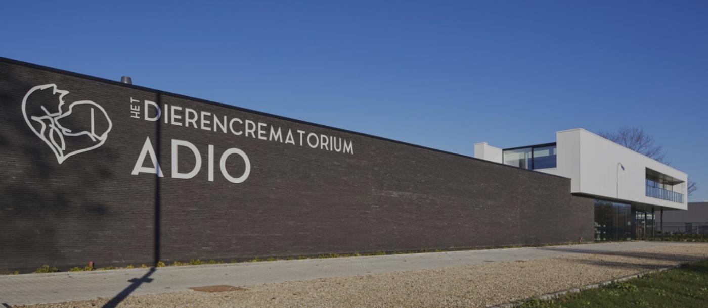 Dierencrematorium Adio Tessenderlo