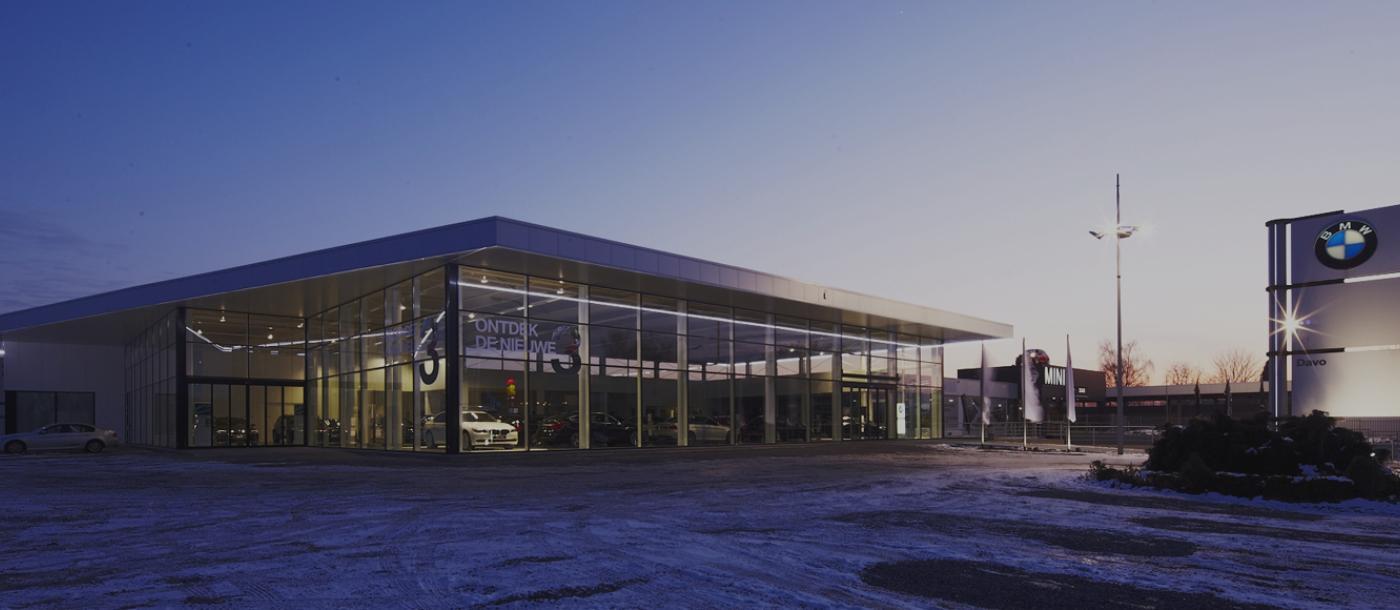 Davo BMW Showroom