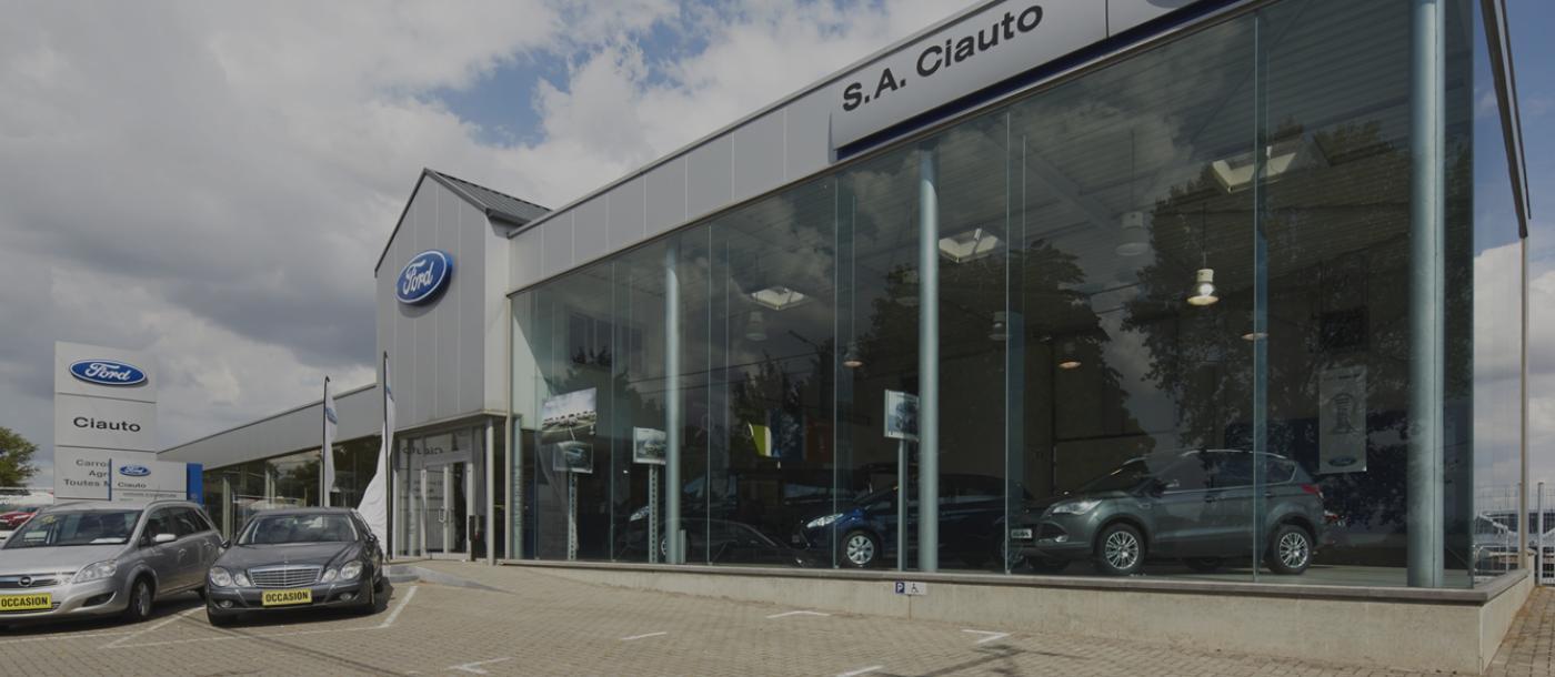 Garage Ciauto - Ford