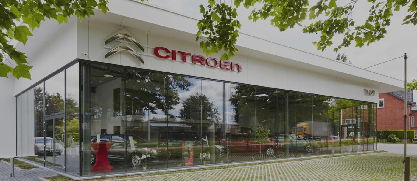 Garage Tony - Citroën