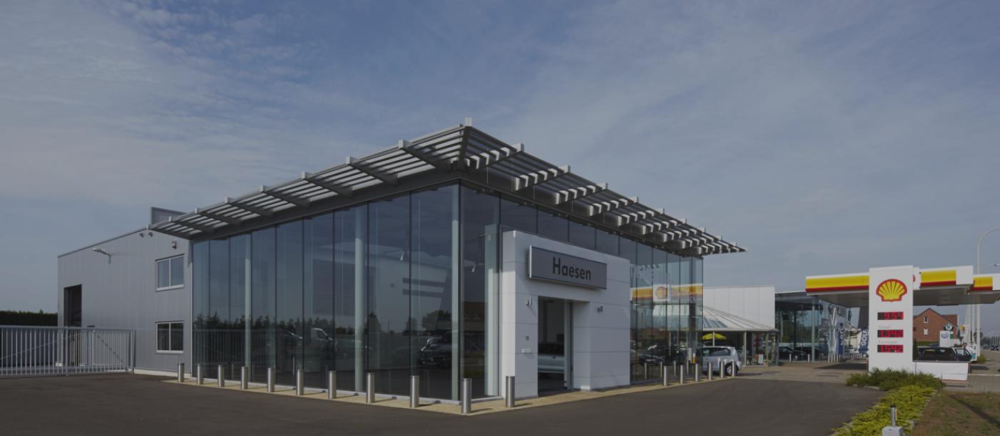 Garage Haesen - Volkswagen Audi