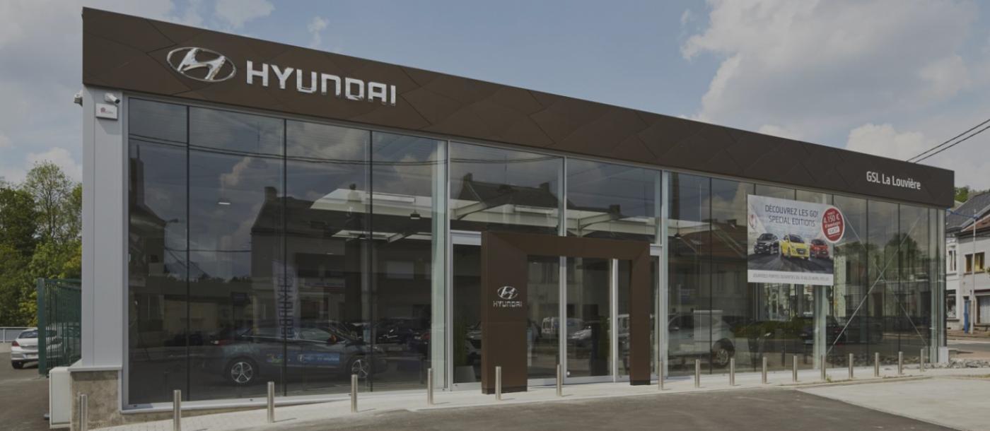 Hyundai La Louvière