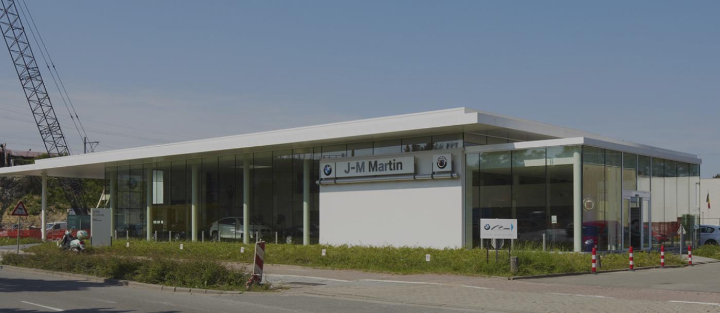 Martin Motors - BMW