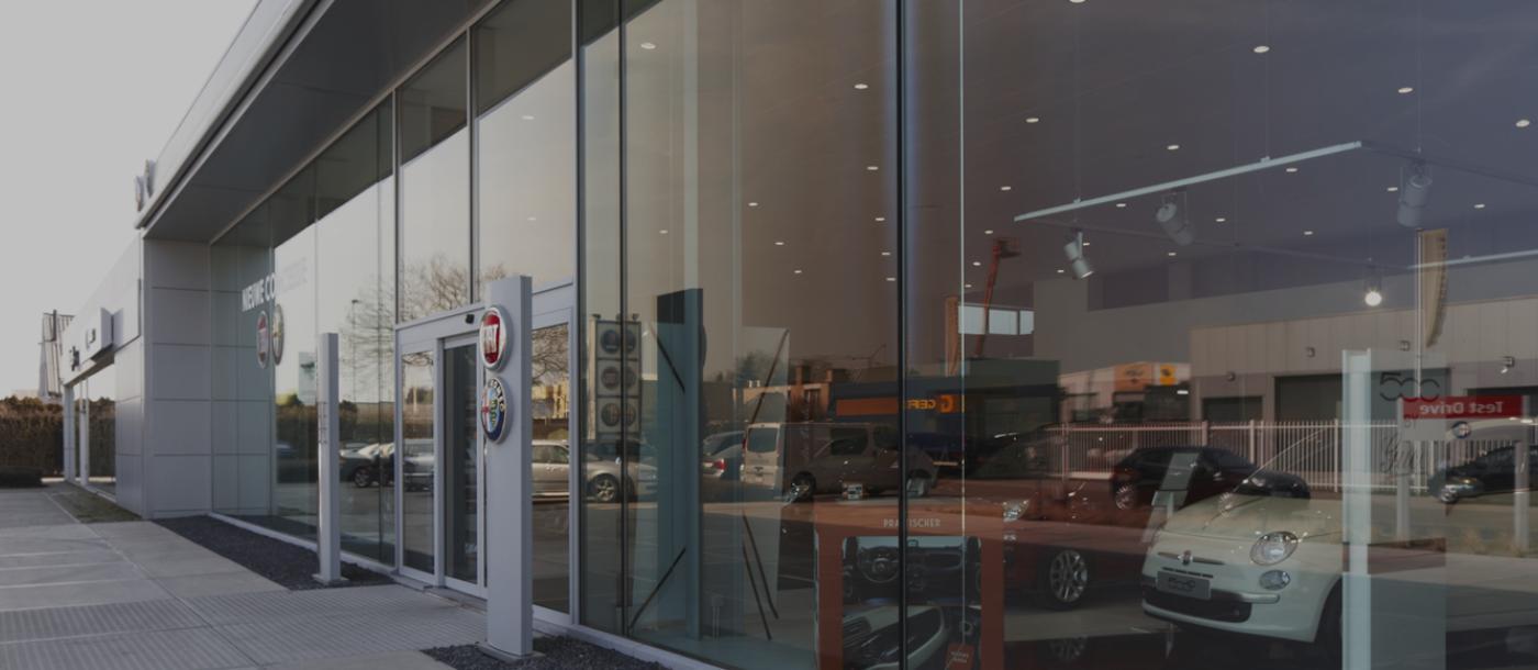 Garage Kegels - Saab - Fiat - Alfa Romeo