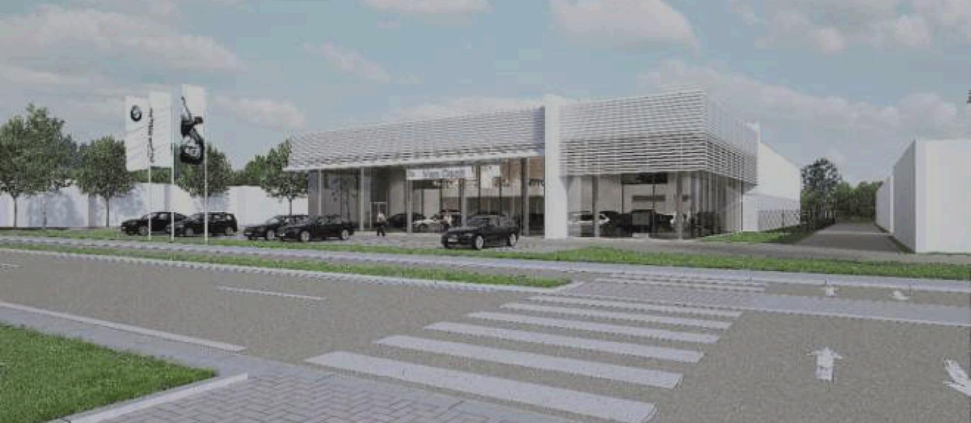 Nieuwe showroom voor BMW Premium Selection in Zonhoven