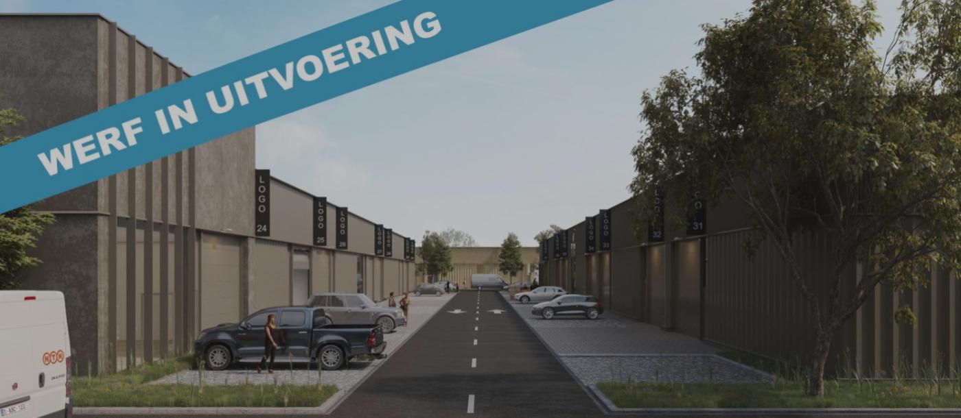 projectonwikkeling, Futurn, Lummen, Laar 26, bedrijvenpark, nieuwbouw, kantoren, mathieu gijbels limburg