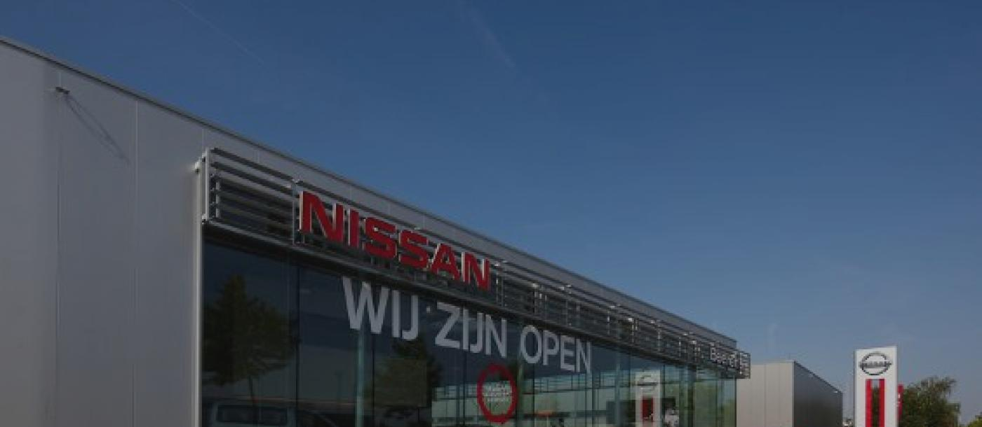 Nissan Wijnegem