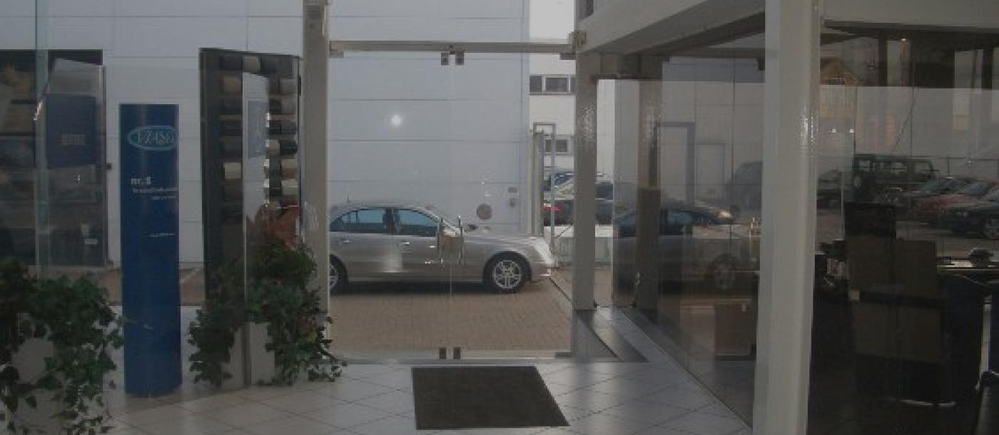 Mercedes Etoile Namur