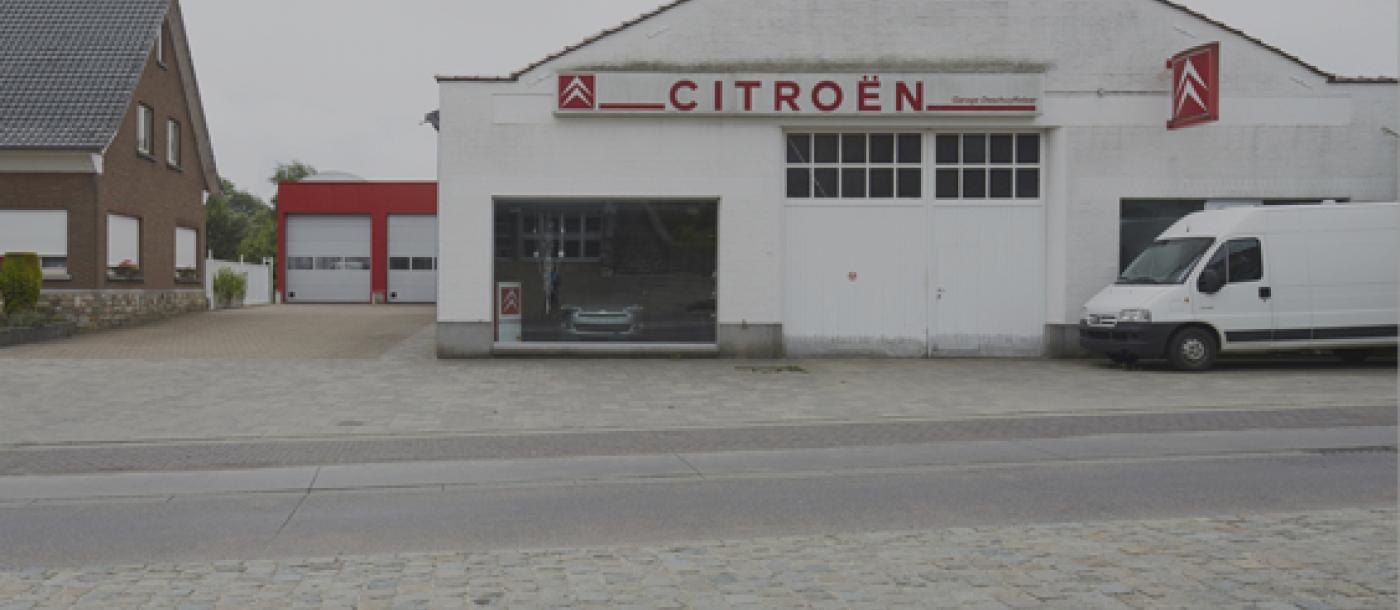 Garage Deschuyffeleer - Citroën