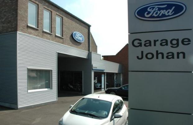 Garage Johan - Ford