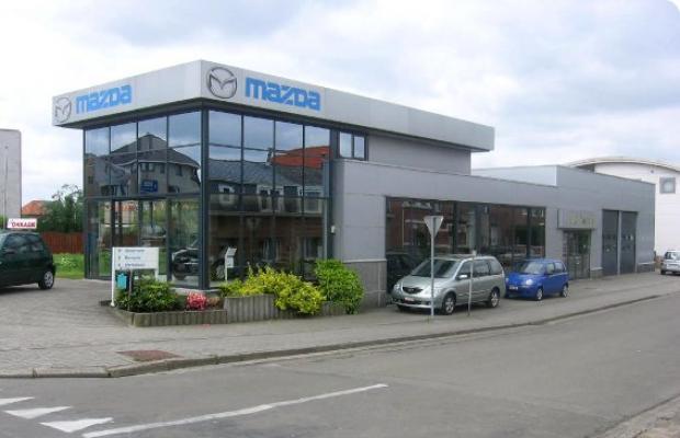 Van Campenhout - Mazda