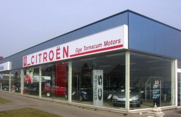 Tornacum Motors - Citroën
