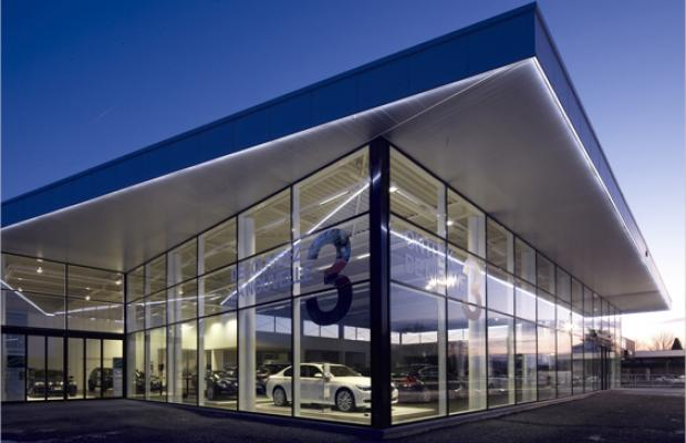 Davo BMW Showroom