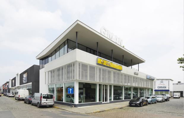 GMAN Antwerpen