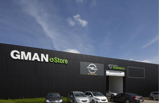 Gman Store Wilrijk
