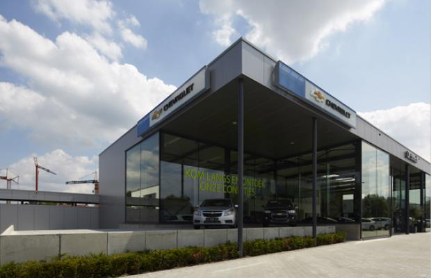 Garage De Smedt - Chevrolet
