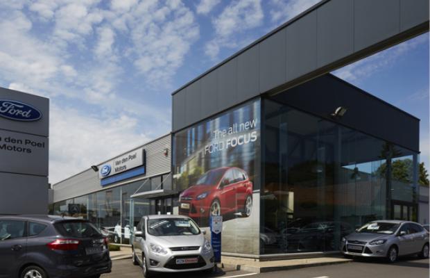 Van den Poel Motors