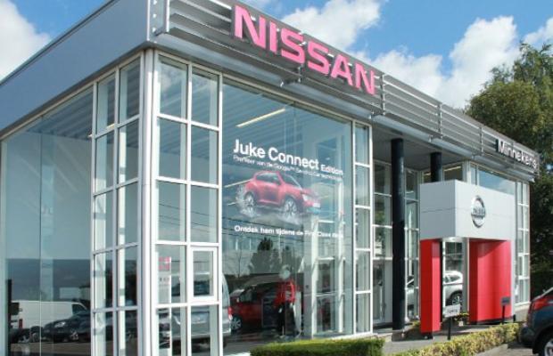 Garage Minnekens - Nissan