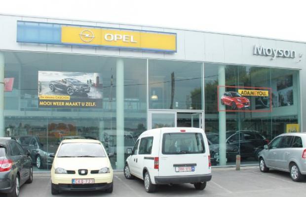 Garage Moyson - Opel
