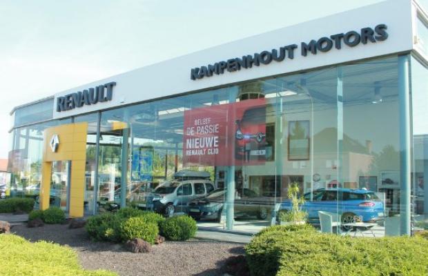 Garage Kampenhout Motors - Renault