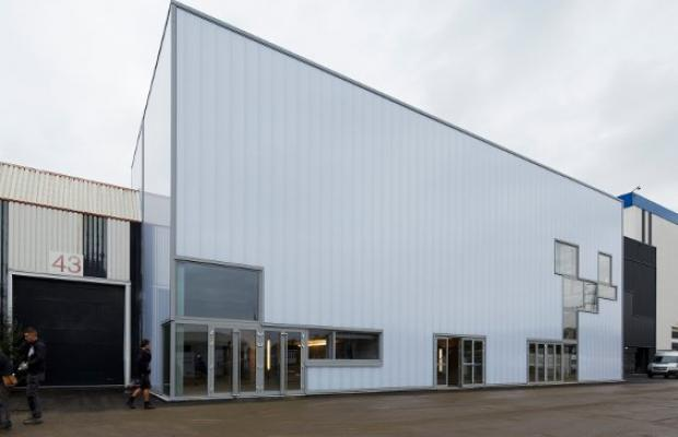Grenslandhallen Congrestheater
