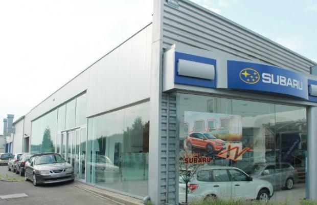 Garage Buccauw - Subaru